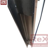 ReX Отлант с зеркалом ФЛЗ-120 белый ясень 1
