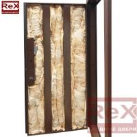 REX-16 фактурный шоколад 0