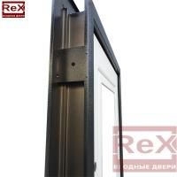 ReX Отлант с зеркалом ФЛЗ-120 белый ясень 0