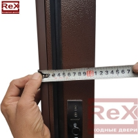 REX-16 ясень шоколадный 1