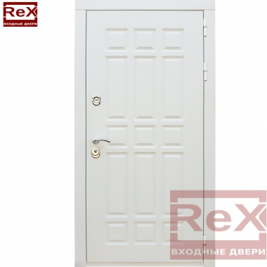 ReX 8 ФЛ-33 шагрень белый