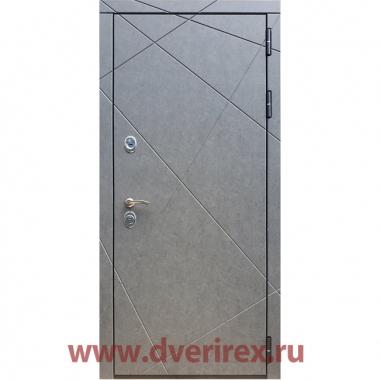 REX-13 ФЛ-291 штукатурка графит