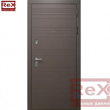 REX-14 ясень шоколадный с зеркалом