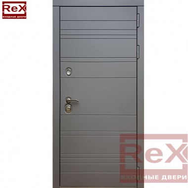 REX-14 силк титан с зеркалом