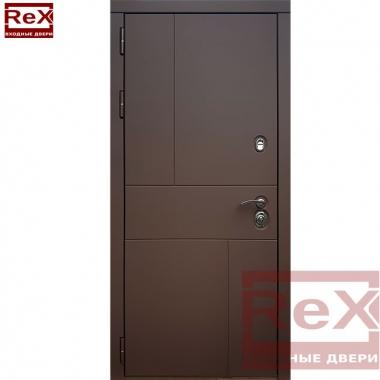 REX-16 ясень шоколадный с зеркалом