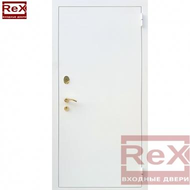 ReX 1A Белый шёлк с блестками